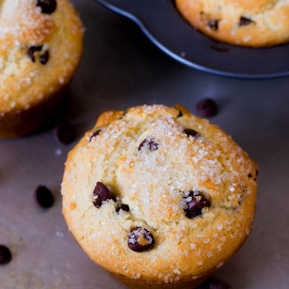 Soft Fruit Muffin Top