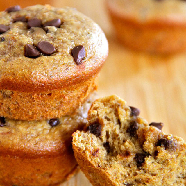 Chocolate Chip Muffin Top