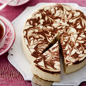 Swirly Cheesecake