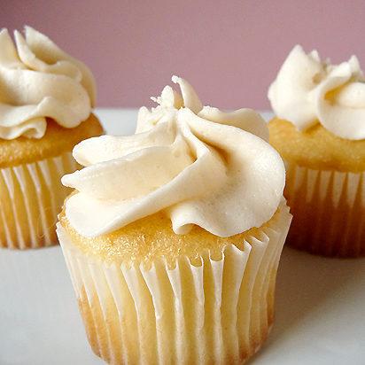 Vanila cupcake